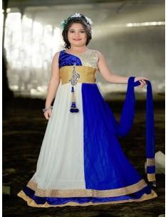 Salwar Kameez Style Robe de...
