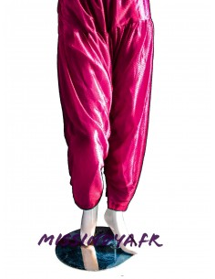 Pantalon salwar indien Rose
