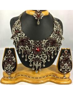 Parure bijoux indienne...