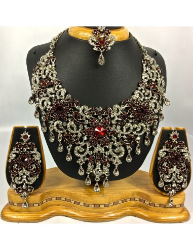 Parure bijoux indienne bollywood...