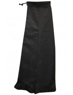 Jupon Sari Noir