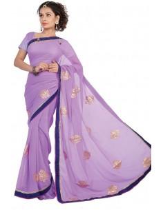 Sari sweety Violet