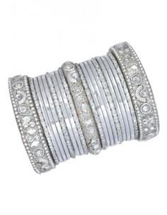 Bracelets enfant argenté deepa