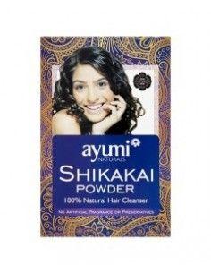 Ayumi Naturals Shikakai Poudre Cheveux  - 1