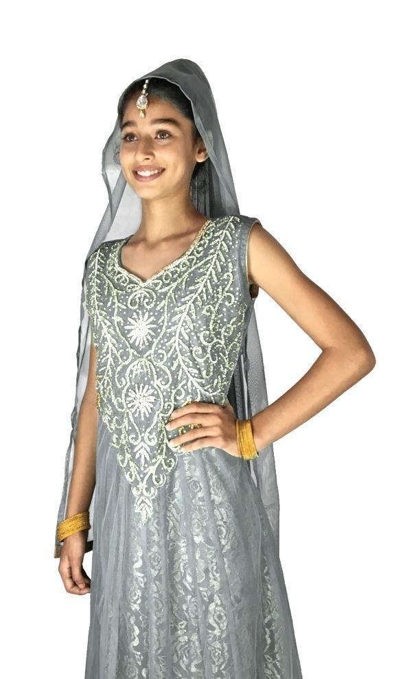 Parure bijoux indienne esha bleu vertparure bijoux pas cher - Presentoir a bijoux pas cher ...