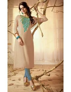 Parure Bijoux indienne Esha Rouge & Vert