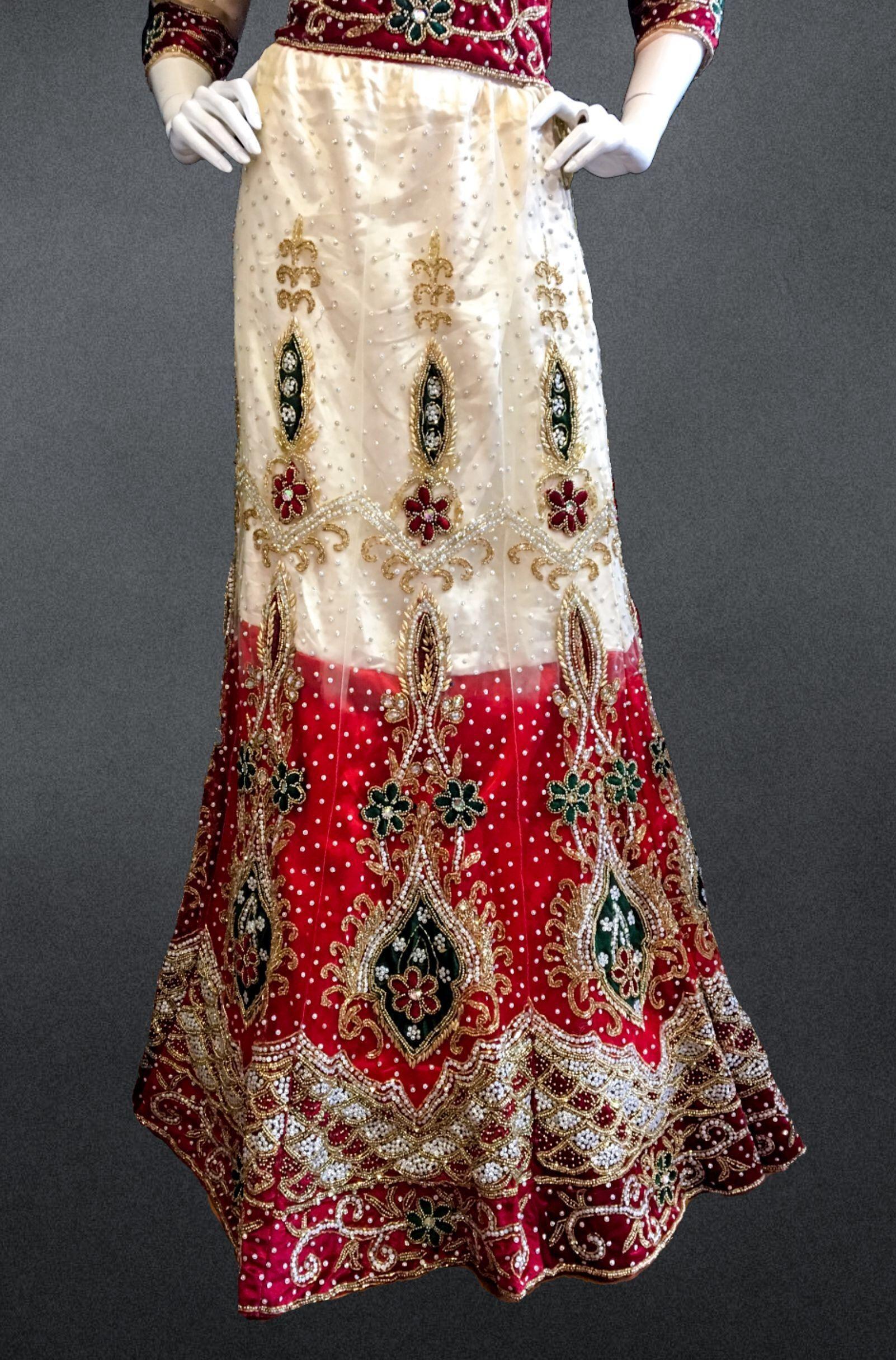 Parure bijoux indienne esha rouge bordeauxparure bijoux - Presentoir bijoux pas cher ...