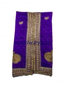Tissus sari Haute gamme...