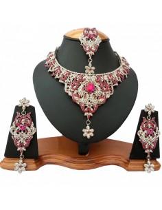 Parure bijoux indien...