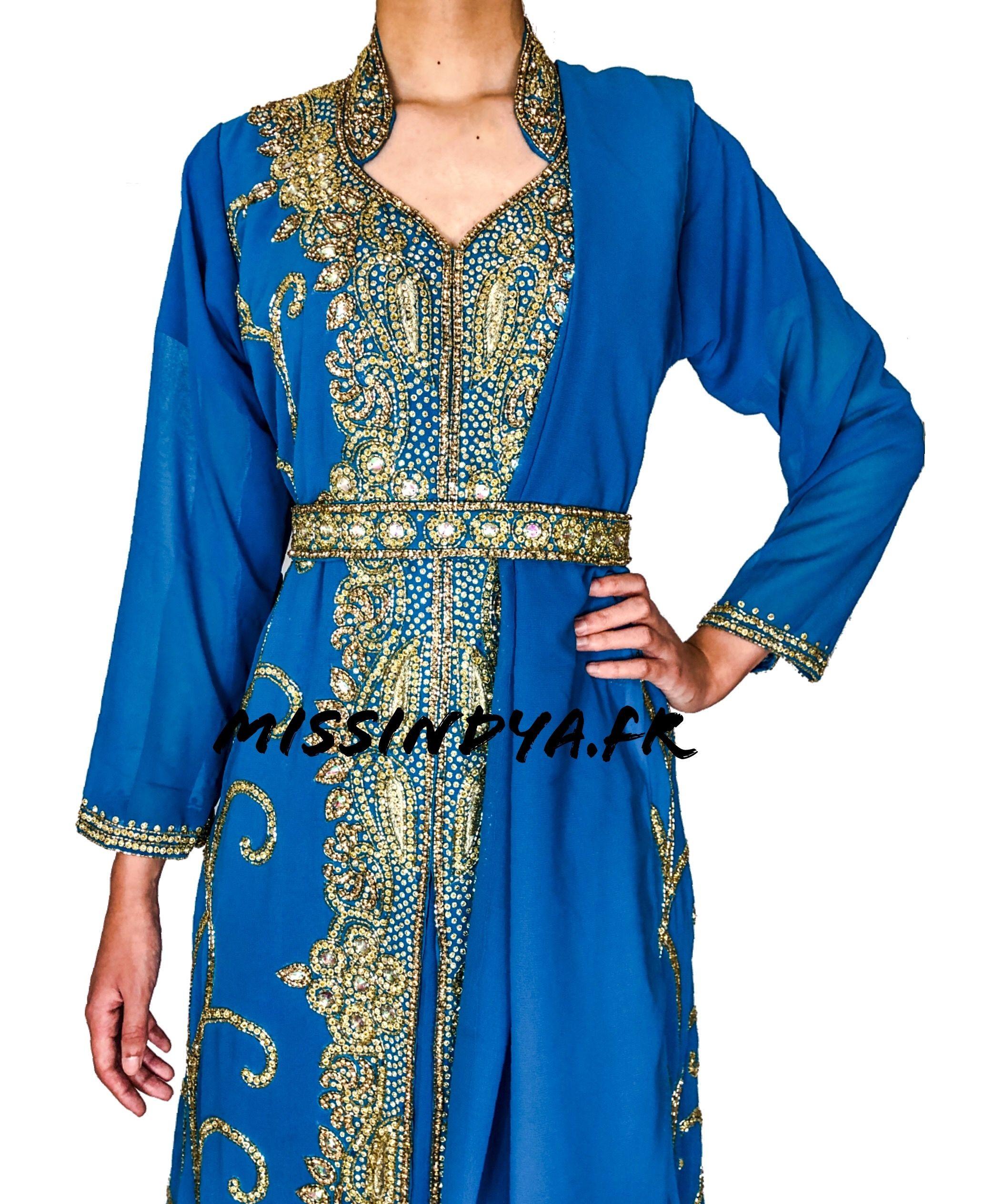 Parure Bijoux pas cher Argenté   Bleu royal 658fcb255d9a