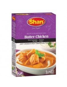Epices indienne butter chicken