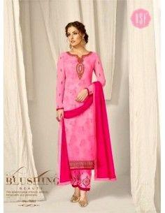Salwar Kameez Varsha Rose  - 1