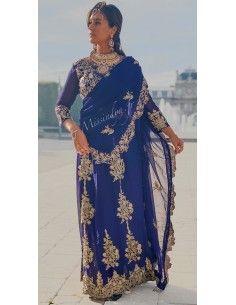 Robe indienne jupe Lehenga...