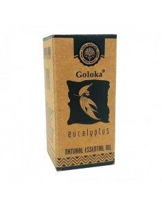 Goloka huile essentiel ecalyptus  - 1