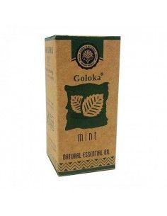 Goloka huile essentiel à la menthe  - 1
