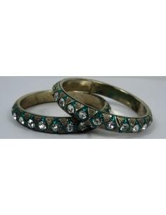 Lot de 2 Bracelets perlé...