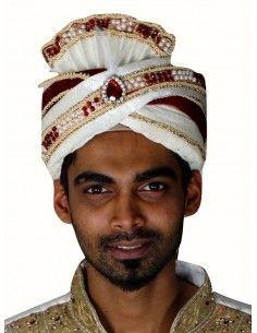 Chapeau traditionnel Pagdi...