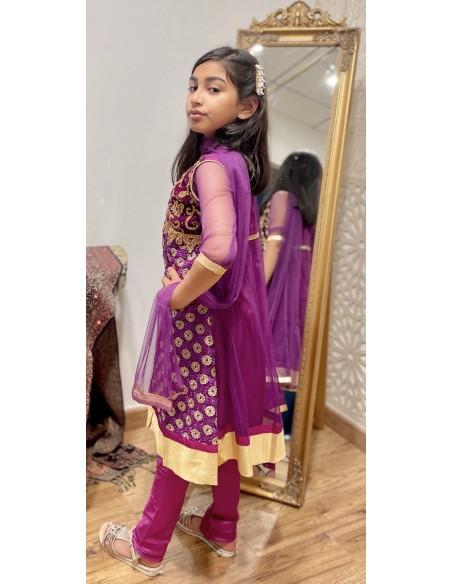 bangles-violet