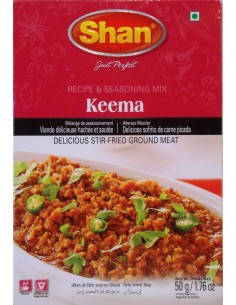 Epices indienne Shan Keema