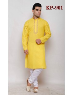 Salwar Kameez Style Robe de soirée fille Rouge