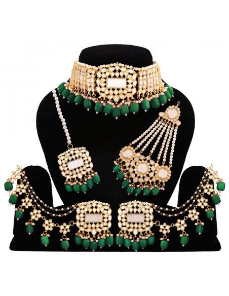 Lot de 3 bracelets perlé 009