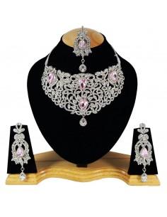Parure Bijoux collier...