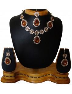 Parure Bijoux indienne Esha...