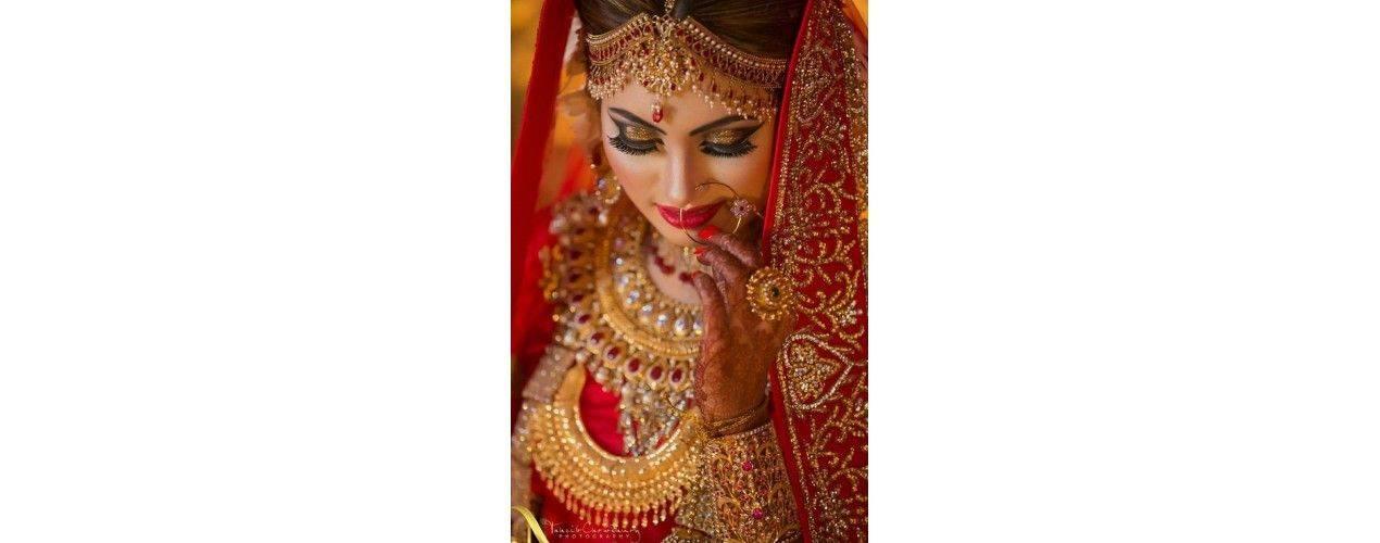 Bijoux indiens orientale indou pour mariage