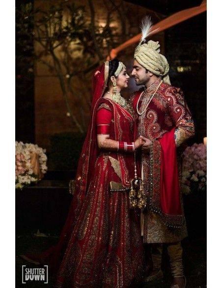 Pack Mariage Lehenga sari