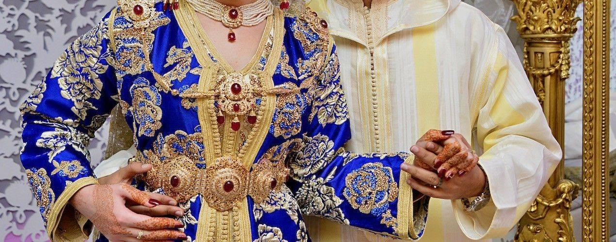 Robe Dubai Caftan