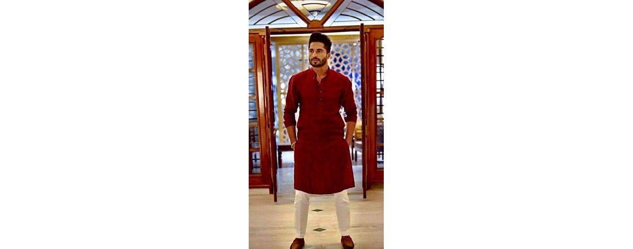 Kurta tunique indien pour homme au meilleur qualité prix - Missindya