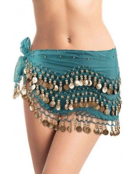 Ceinture de danse orientale belly dance