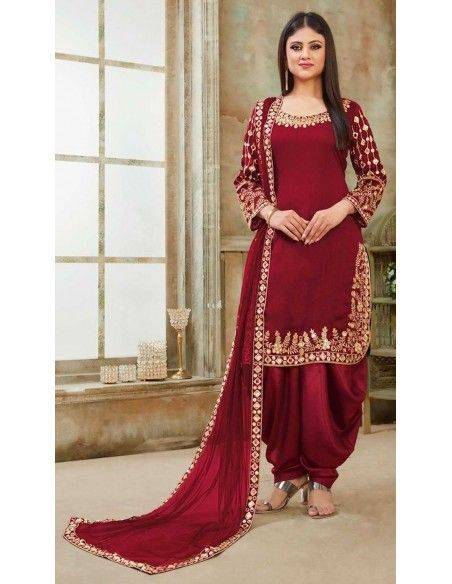 Salwar Kameez ( ensemble tunique/pantalon )