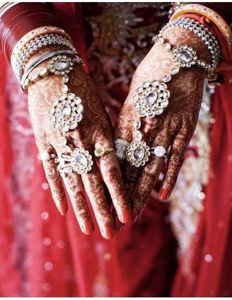 Bijoux de main